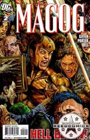 Magog #2