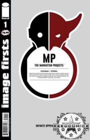 Image Firsts The Manhattan Projects #1