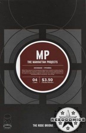 The Manhattan Projects #4 (2nd Print)