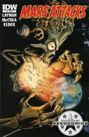 Mars Attacks #2