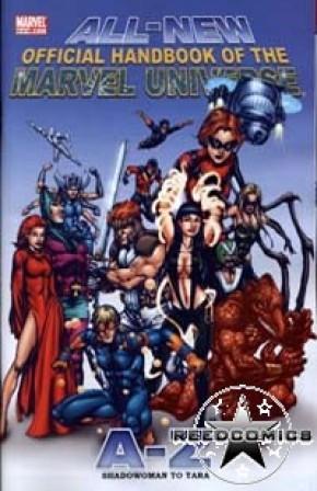 Marvel Universe A to Z #10