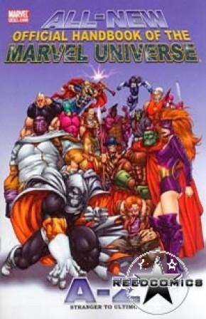 Marvel Universe A to Z #11