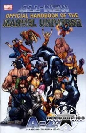 Marvel Universe A to Z #12