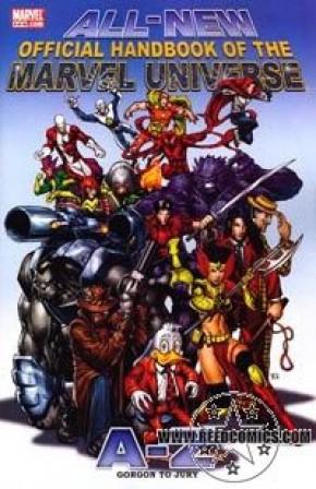 Marvel Universe A to Z #5