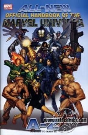 Marvel Universe A to Z #6