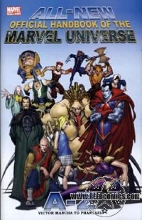 Marvel Universe A to Z #7