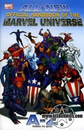 Marvel Universe A to Z #8