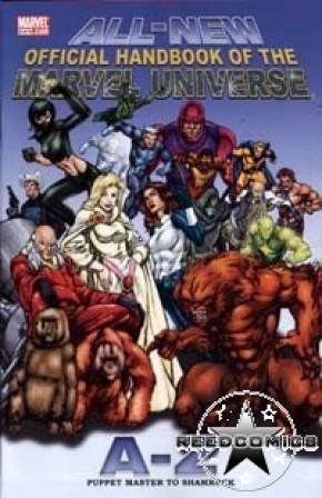 Marvel Universe A to Z #9