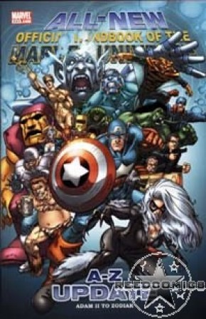 Marvel Universe A to Z UPDATE #2