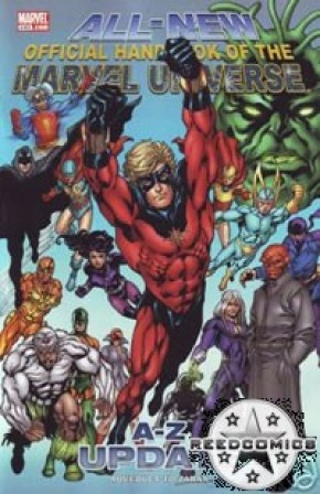Marvel Universe A to Z UPDATE #4