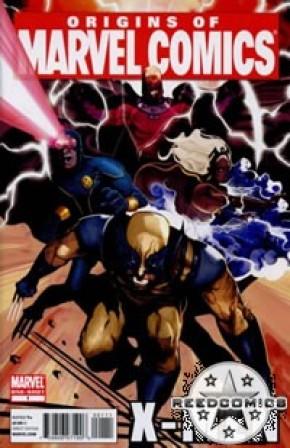 Origins Of Marvel Comics X-Men