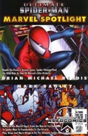 Marvel Spotlight Brian Bendis & Mark Bagley
