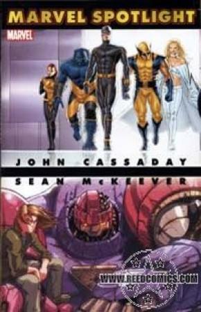 Marvel Spotlight John Cassaday & Sean McKeever
