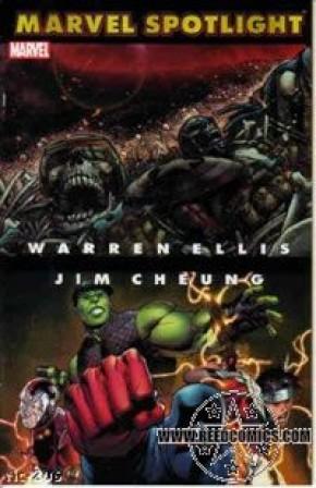 Marvel Spotlight Warren Ellis & Jim Cheung
