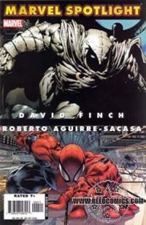 Marvel Spotlight David Finch & Roberto Sacasa