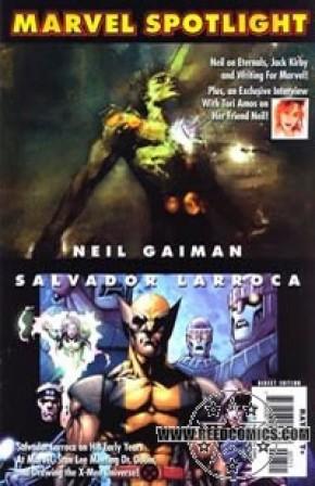Marvel Spotlight Neil Gaiman & Salvador Larroca