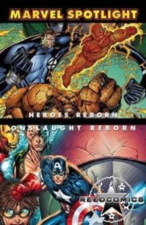 Marvel Spotlight Heroes / Onslaught Reborn