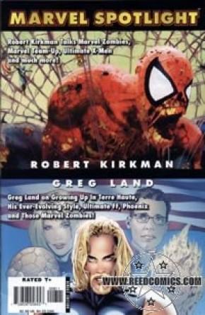Marvel Spotlight Robert Kirkman & Greg Land