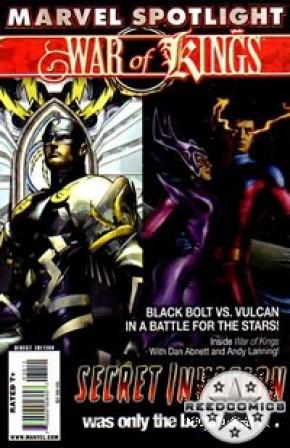 Marvel Spotlight War of Kings
