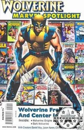 Marvel Spotlight Wolverine