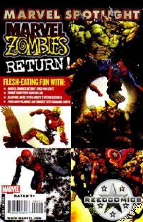 Marvel Spotlight Marvel Zombies Return