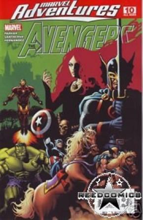 Marvel Adventures Avengers #10