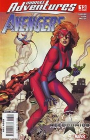 Marvel Adventures Avengers #13