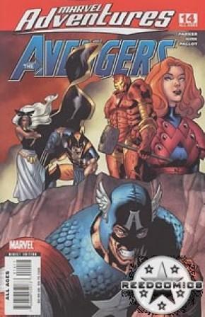 Marvel Adventures Avengers #14