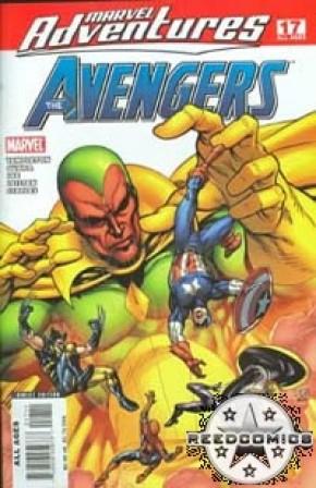 Marvel Adventures Avengers #17