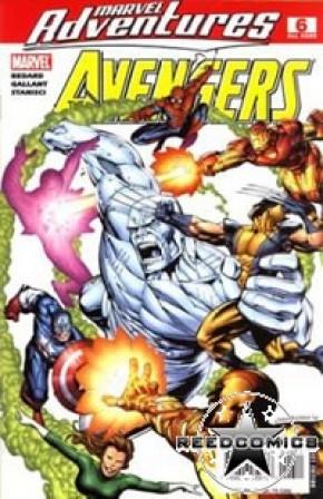 Marvel Adventures Avengers #6