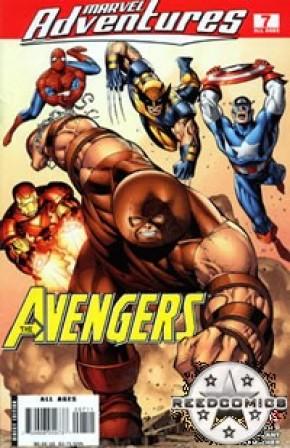 Marvel Adventures Avengers #7