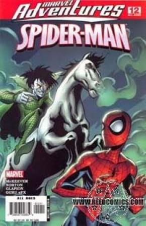 Marvel Adventures Spiderman #12
