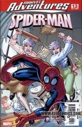 Marvel Adventures Spiderman #13