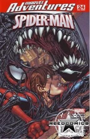 Marvel Adventures Spiderman #24