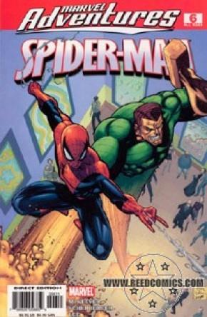 Marvel Adventures Spiderman #6