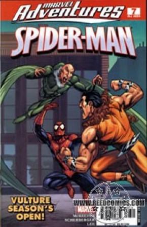 Marvel Adventures Spiderman #7