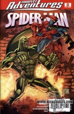 Marvel Adventures Spiderman #8
