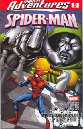 Marvel Adventures Spiderman #9
