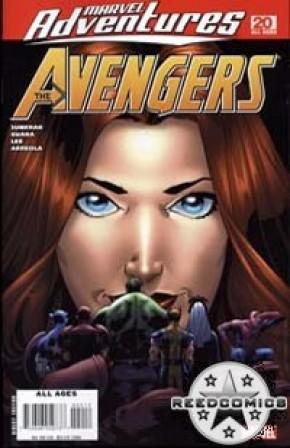 Marvel Adventures Avengers #20