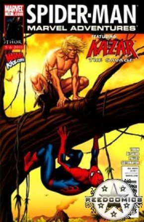 Spiderman #13