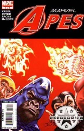 Marvel Apes Comics #3