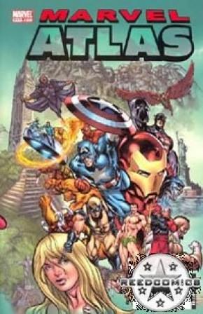 Marvel Atlas #2