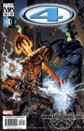Marvel Knights 4 #18