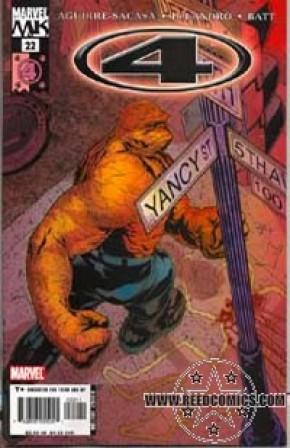 Marvel Knights 4 #22