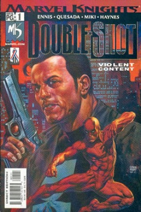Marvel Knights Double Shot #1