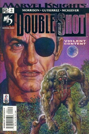 Marvel Knights Double Shot #2