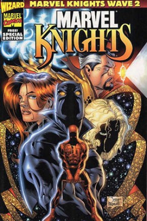 Marvel Knights Volume 2 Wizard Preview