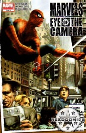 Marvels Eye of the Camera #2