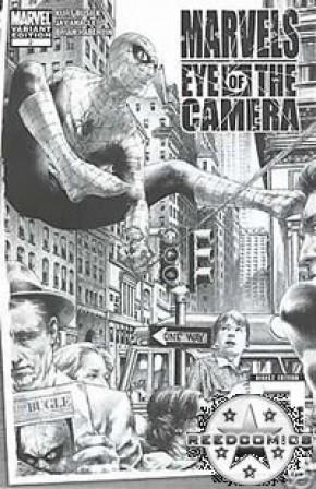 Marvels Eye of the Camera #2 (Black & White)