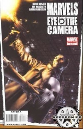 Marvels Eye of the Camera #3